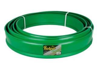 Elastyczne obrzeże ogrodowe Roleo 11cm x 10m - kolor zielone