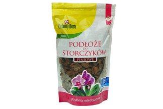 Podłoże piniowe do storczyków z mikoryzą Zielony Dom 1,5L