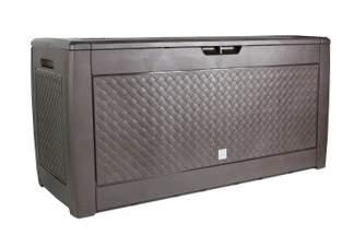 Pojemnik ogrodowy BOXE MATUBA-ANTRACYT MBM310-S433, skrzynia 60x119x48cm