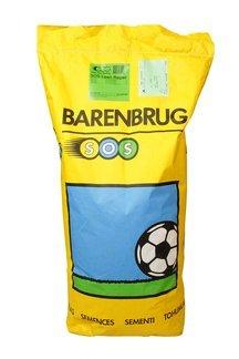 Profesjonalna trawa na boiska i murawy sportowe Barenbrug Super Over Seeding SOS 15 kg