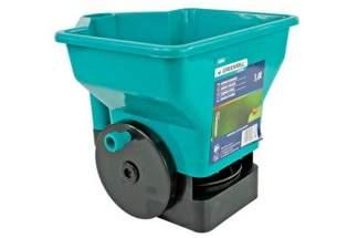 Ręczny ogrodowy siewnik do trawy i nawozów Greenmill GR0033 3 litry
