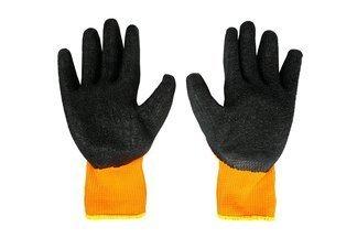 Rękawice zimowe robocze ocieplane rozmiar 10