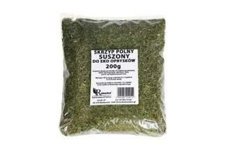 Skrzyp polny Bio-opryski 200g - środek na przędziorki, roztocza, wgryski szczypiorkowe