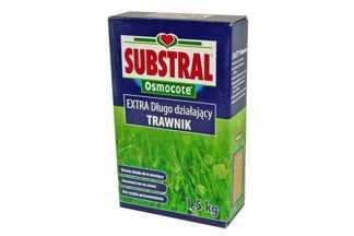 Substral Osmocote Extra długo działąjący nawóz na trawniki 1,5 kg