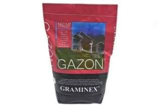 Trawa Graminex Gazon 4 kg – ekskluzywny, mrozoodporny trawnik