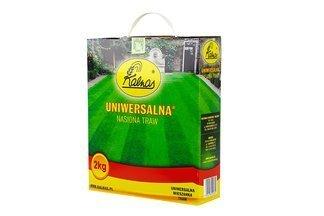 Trawa Uniwersalna 2 kg firmy Kalnas – mieszanka traw uniwersalnych