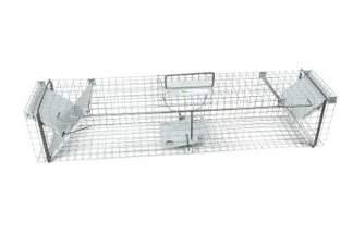 Żywołapka na szczury, kuny, norki – dwustronna łapka C13