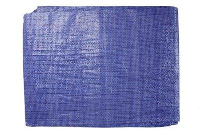 Plandeka okryciowa niebieska 3x3m