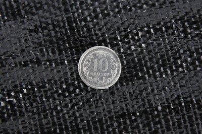 Polska szeroka agrotkanina czarna 4,45x10m (94g)
