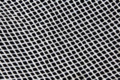 Biała siatka przeciw kretom, na krety 2,6x50m