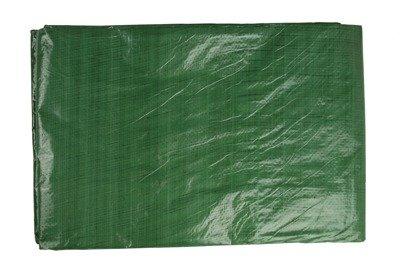 Gruba plandeka okryciowa zielona 2x3m 90gram