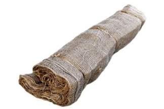 Chusta jutowa (płachta) do owijania brył korzeniowych 120x120cm (10szt)