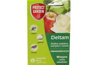 Deltam ogród 015 EW Protect Garden - środek na stonkę ziemniaczaną, mszyce, bielinka kapustnika 30ml