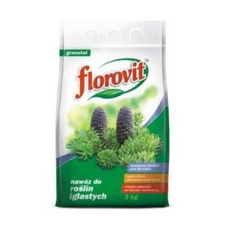 Florovit nawóz do roślin iglastych 3kg (do iglaków)