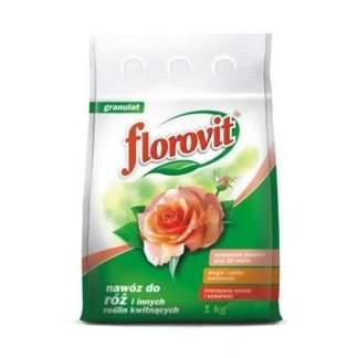 Florovit nawóz do róż i innych roślin kwitnących 1kg