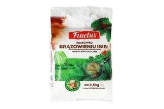 Fructus nawóz przeciwko brązowieniu igieł 2,5 kg