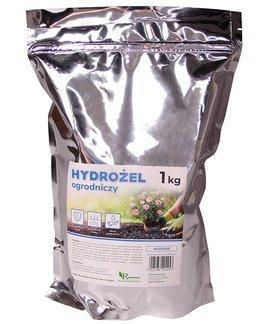 Hydrożel ogrodniczy - utrzymujący wodę dodatek do roślin, kwiatów i trawników 1kg