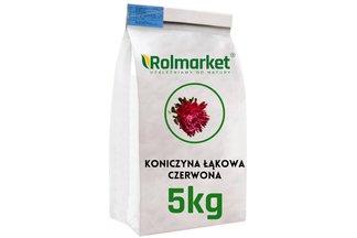 Koniczyna czerwona (łąkowa) odmiana Pyza 5 kg