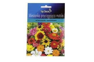 Mieszanka kwiatów przyciągająca motyle Top Decor