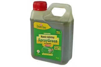 Nawóz dolistny do trawników z mchem SprayGreen 950 ml Zielony Dom zapas