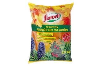 Nawóz jesienny Florovit do roślin iglastych 10kg