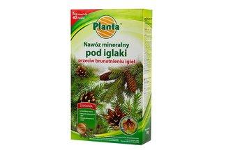 Nawóz pod iglaki przeciw brunatnieniu (brązowieniu) igieł Planta 1kg