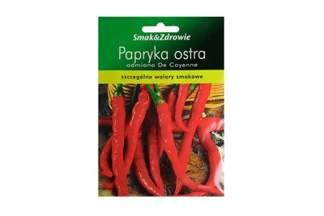 Papryka ostra De Cayenne Smak&Zdrowie