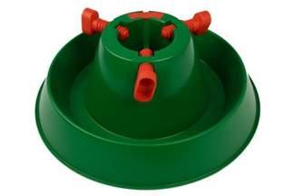 Plastikowy stojak choinkowy ze zbiornikiem na wodę L