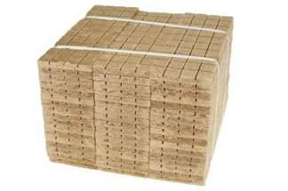 Podpałka szara 2040 kostek (51szt tabliczek po 40 kostek)