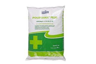Polifoska - nawóz kompleksowy 10 kg w dobrej cenie – nieorganiczny, granulowany