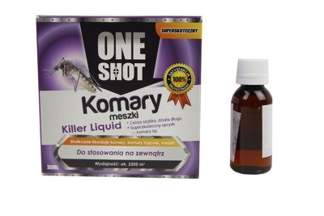 Profesjonalny środek na komary 30 ml