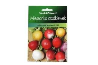 Rzodkiewka - mieszanka Smak&Zdrowie