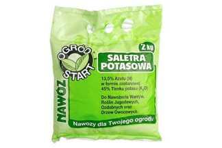 Saletra potasowa nawozowa Ogród Start 2kg
