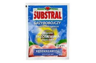 Syllit 65 WP - środek grzybobójczy do ochrony roślin sadowniczych Substral 45 g