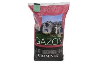 Trawa Graminex Gazon 10 kg – ekskluzywny, mrozoodporny trawnik