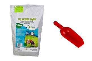 Trawa Mleczna Łąka Premium 30kg – specjalistyczna mieszanka traw pastewnych odpornych na suszę +GRATIS