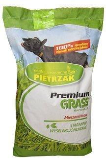 Trawa pastewna łąkowa mieszanka traw z lucerną Premium Valens Centrala Nasienna Pietrzak 10kg