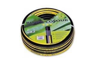 Wąż ogrodowy, 3-warstwowy Black Colour 3/4 50m