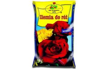Ziemia do róż KiK Krajewscy 20L
