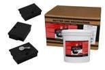 Murin forte – trutka granulowana na gryzonie, szczury i myszy 30kg + 3 Karmniki deratyzacyjne Mouse Box z kluczykami