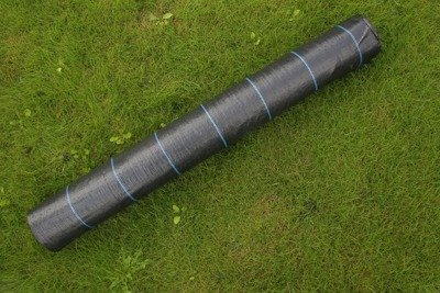 Agrotkanina czarna 2,7x100m (90g)