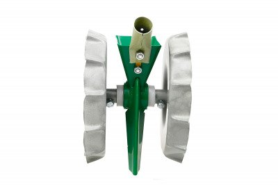 Jednorzędowy, ręczny siewnik punktowy do wysiewu warzyw SR1