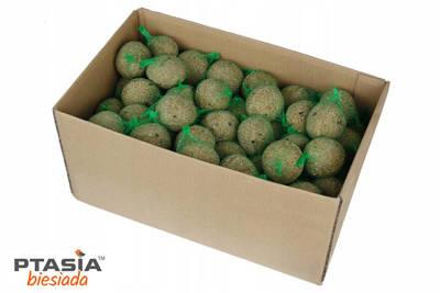 Kula tłuszczowa zimowa dla ptaków 90g Natural-Vit 200 szt karton
