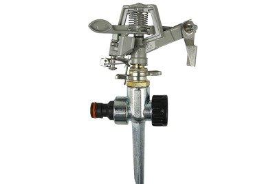 Metalowy zraszacz pulsacyjny, obrotowy z regulacją CH-KT230B Bradas 10 szt