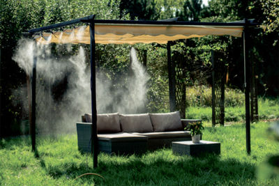 Ogrodowa mgiełka wodna 15m WZ-Z1015