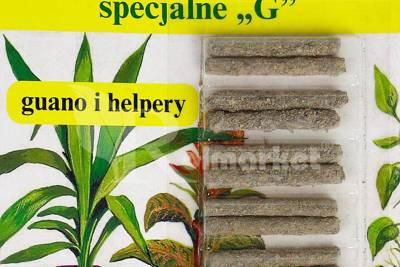 Pałeczki specjalne G Zielony Dom 20 szt pałeczek