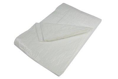Plandeka okryciowa biała 6x10m