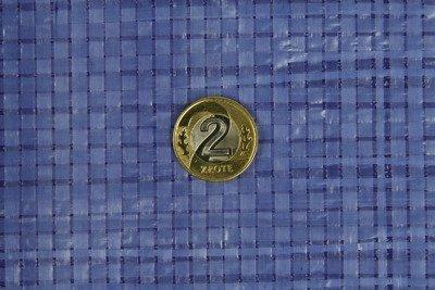 Plandeka okryciowa niebieska 4x5m