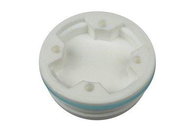 Plastikowa nakrętka (korek, zakrętka) do beczki, 2 cale, fi 51mm