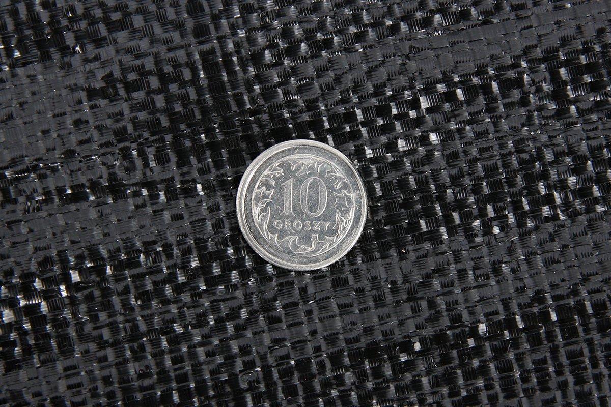 Polska agrotkanina, mata szkółkarska czarna 3,2x50m (94g)
